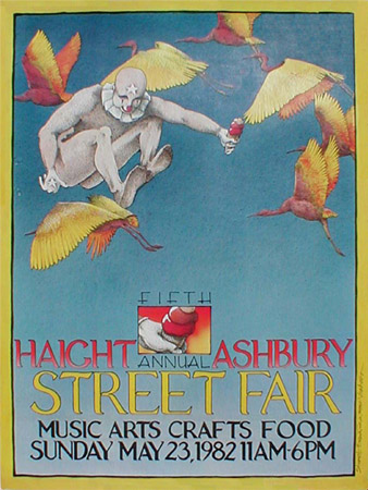 HASF Poster for 1982